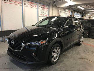 Mazda CX-3 GX FWD A/C CAMERA DE RECUL CRUISE BLUETOOTH 2016