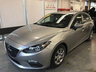 Mazda Mazda3 GX AUTOMATIQUE - A/C - CRUISE 2015