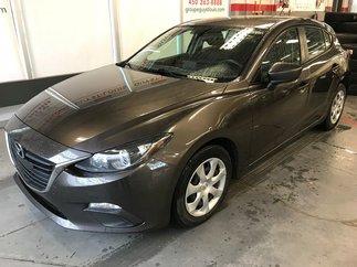 Mazda Mazda3 GX A/C CAMERA DE RECUL 2016
