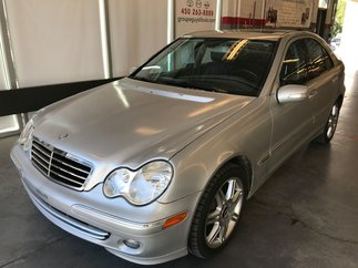 Mercedes-Benz C-Class 3.0L AWD AUTOMATIQUE 2007