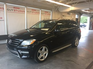 Mercedes-Benz M-Class ML 350 BlueTEC 2012