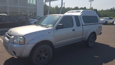 Nissan Frontier 2WD XE 2004