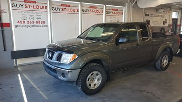 Nissan Frontier SE King-Cab 2008