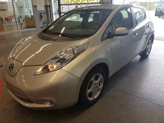 Nissan Leaf SL+24KW+EV 2012