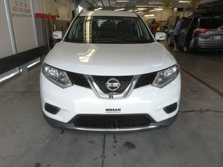 Nissan Rogue S 2 ROUES MOTRICES 2016