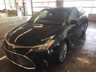 2016 Toyota Avalon Limited (succession)