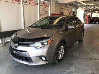 2015 Toyota Corolla LE Groupe Amélioré