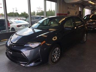 Toyota Corolla LE / GR ELEC/ CAMERA DE RECUL/SIEGE CHAUF 2017