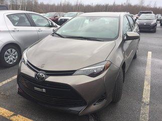Toyota Corolla LE Automatique et Climatiseur 2018