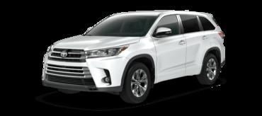 Toyota Highlander LE Groupe Amélioré Neuf 2018