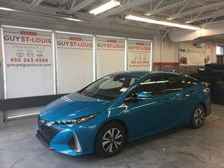 Toyota PRIUS PRIME Hybride / Gr Elec / cam de recul/ cruise / 2017