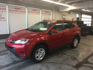 Toyota RAV4 LE AWD / Gr Elec / regulateur de votess 2013
