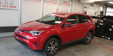 2016 Toyota RAV4 LE FWD, Bluetooth/ Cruise