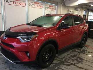 Toyota RAV4 SE / Cuir / clim Aut / siege chauffant / Cam recul 2016