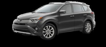 Toyota RAV4 Limited Platinum Neuf 2018