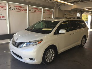 Toyota Sienna Limited 2016