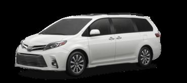 Toyota Sienna Limited AWD (Neuve) 2018