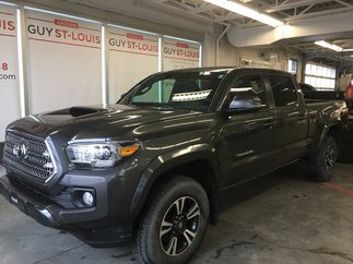 Toyota Tacoma 4x4 Double cab / TRD Sport/ Gps/Mags/clim/aut 2017