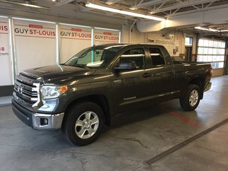 Toyota Tundra SR5 DOUBLE CAB 5.7 BLUETOOTH 4X4 2016/ MAGS 2016