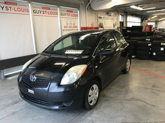 2007 Toyota Yaris A/T