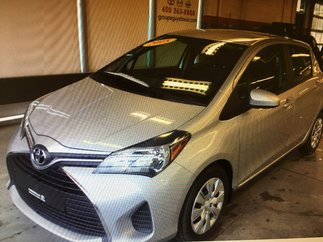 Toyota Yaris LE / GR ELECTRIQUE/CRUISE/ AC/BLUETOOTH 2015