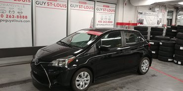 Toyota Yaris LE/Gr Electrique/cruise/bluetoothPrise Usb 2016