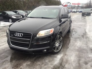 2009 Audi Q7 QUATTRO (SOLD AS IS)