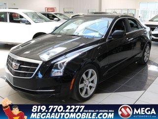 2015 Cadillac ATS RWD