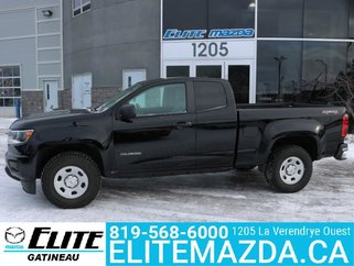 Chevrolet Colorado 4WD Ext Cab 128.3'' WT 2017