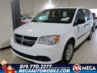 2015 Dodge Grand Caravan CANADA VALUE