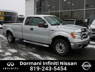 Ford F-150 Lariat SuperCab 8'. Bed 4WD 2013