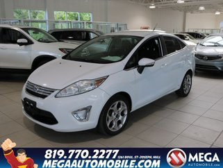 2011 Ford Fiesta SEL (SOLD AS IS)
