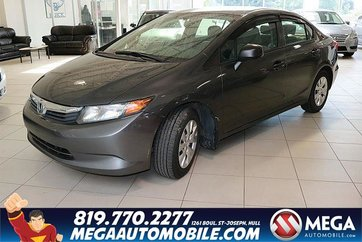 2012 Honda Civic DX