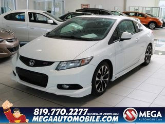 2013 Honda Civic SI CPE
