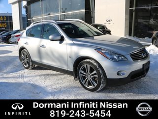 2015 Infiniti QX50 Journey AWD, LEATHER