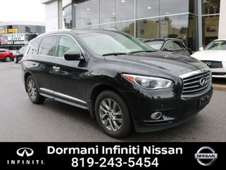2015 Infiniti QX60 LUX, AWD, LEATHER, BOSE, NAV