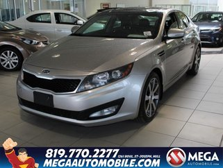 Kia Optima EX-GDI 2012