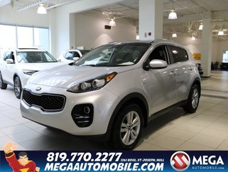 2017 Kia Sportage LX AWD (SOLD AS IS)