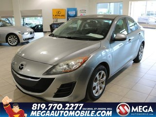 2010 Mazda Mazda3 (SOLD AS IS)