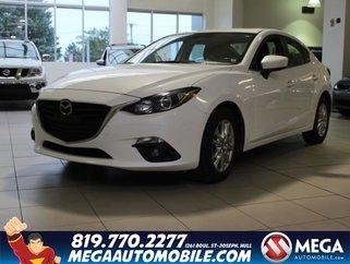 2015 Mazda Mazda3 SKYACTIV