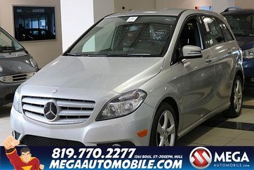 2013 Mercedes-Benz B250 SPORTS TOURING