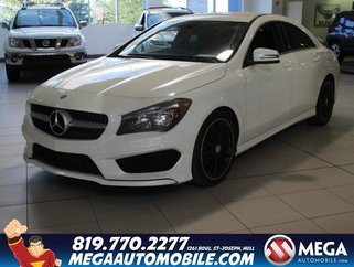 2014 Mercedes-Benz CLA250 4MATIC CPE