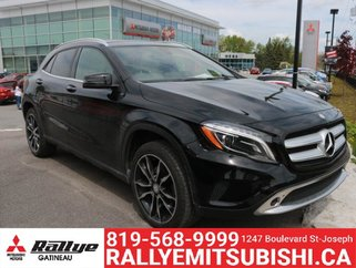 Mercedes-Benz GLA 250 4MATIC 2016