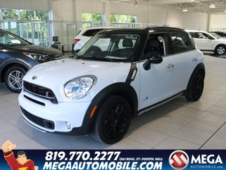 2015 MINI Cooper COUNTRYMAN S AWD
