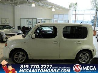 2009 Nissan Cube XTRONIC CVT
