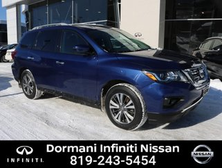 2017 Nissan Pathfinder Sv 4WD, nissan certified, rate from 2.49%