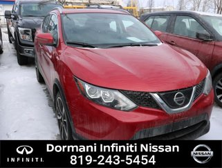 2018 Nissan Qashqai SL AWD, LEATHER, GPS, CERTIFIED NISSAN