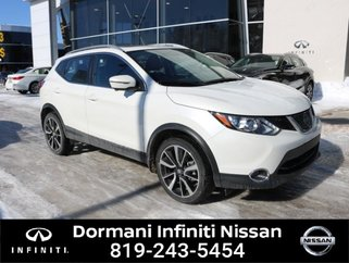 2018 Nissan Qashqai SL AWD, CERTIFIED NISSAN