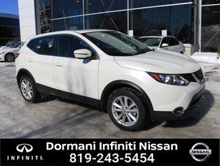 2018 Nissan Qashqai SV AWD, CAMERA, NISSAN CERTIFIED