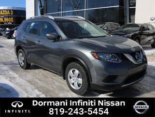 2014 Nissan Rogue ROGUE S AWD, CERTIFIED